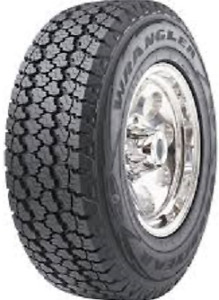 ONE USED 235/75R15 Silent Armour Tire