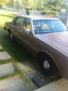 1989 caprice 9c1 package