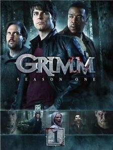 GRIMM SEASONS 1-5 FOR SALE BRAND NEW