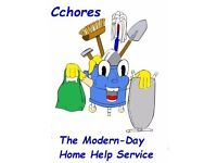 Cchores is a Unique, Flexible Domestic & Support Service -Cleaners, Gardeners, Companion Drivers