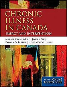 Chronic Illness in Canada Impact and Intervention