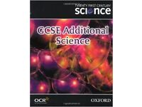 4 used GCSE Science Books for £10 (and very cheap if buying in bulk)