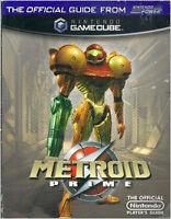 Looking for Guide Officiel Metroid Prime 1 de Nintendo Power
