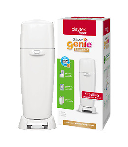 Playtex Diaper Genie Complete-Ultimate Odor Lock Filtered System