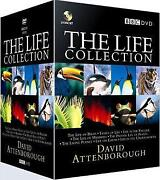 David Attenborough DVD The Life Collection