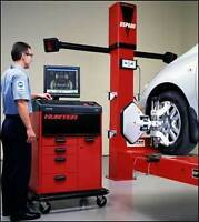 Wheel Alignment (4WHEEL$49.99) & Tire Install (ALL FOUR $49.99)