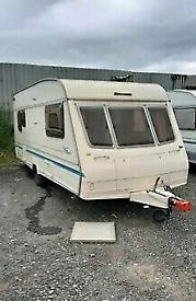 Touring Caravan 5 birth
