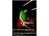 Guitar lessons Hounslow West London All levels acoustic/electric