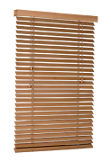 Basswood timber blind - New Chermside Brisbane North East Preview