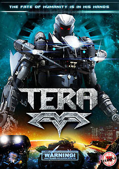 DVD:T.E.R.A - NEW Region 2 UK