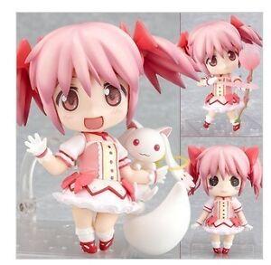 Anime-Cartoon-Madoka-Magica-Puella-Magi-Nendoroid-174-PVC-Cute-Figure-Doll