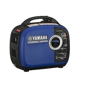 Yamaha EF2000iSv2 2000 Watt 2.5 HP Generator Inverter IN STOCK