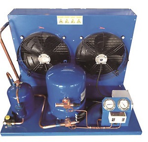 FACTORY CONDANSING UNIT, REFRIGERATION/COOLING/HEATING