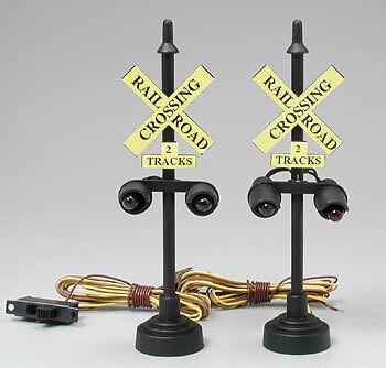 6381 Crossing Signal Set (2) O MDPU6381 MODEL POWER
