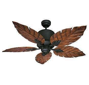 Black Outdoor Ceiling Fan Ebay