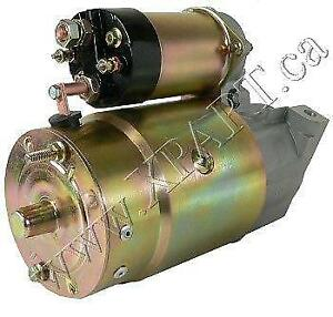 New DELCO Starter for BUICK CENTURION,CENTURY,ELECTRA SDR0199