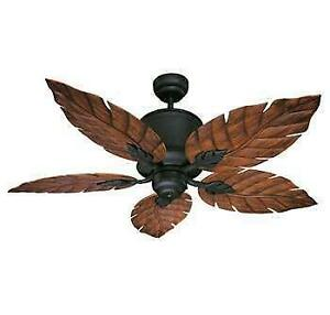 black outdoor ceiling fan - Outdoor Ceiling Fans With Lights