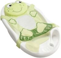 Baignoire grenouille amusante Safety First