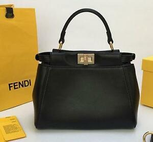 Fendi Mini Peekaboo (Various Colors ) ( More Styles And Brands Available) Largest Fashion Store In The Market