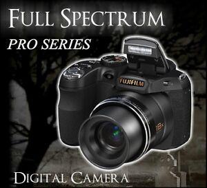 FULL-SPECTRUM-Pro-Series-Digital-Camera-Ghost-Hunting-Equipment-Paranormal-Tools