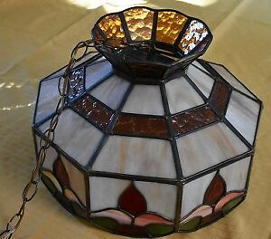 Tiffany Style Hanging Lamp - Price Drop!