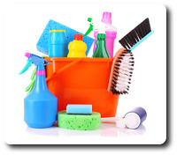 Housecleaning services.