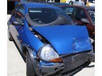 KA 2003 scrap
