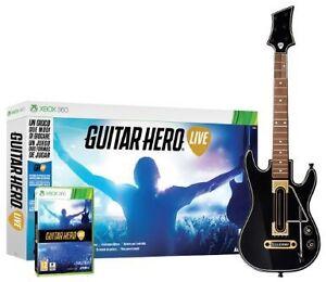 Guitar Hero Live Xbox One! 2 Guitars!