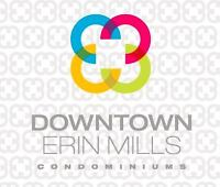 Downtown Erin Mills Condos, Mississauga.VVIP Pricing,Save $10000