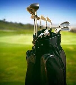 Graphite Golf Clubs with Bag - Full Set in Crowsnest Pass