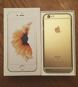 iPhone 6S Plus 128 GB Like New Gold