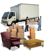 MOVING SERVICES with NO HIDDEN FEE & CHARGES  at 1-289-541-9984!