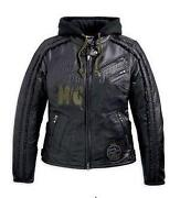 Womens Harley Davidson 3 in 1 Leather Jacket