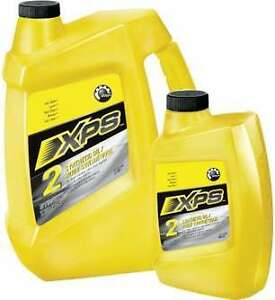 Ski-Doo,Can-Am,Sea-Doo XPS 2 Stroke Fully Synthetic Engine Oil Gallon