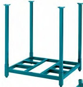 "Looking for double sided racking similar size 60""x42""x48""high,"