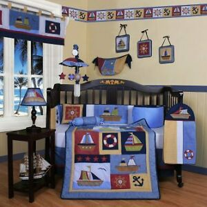 NAUTICAL THEME BABY SET