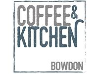 2 Part Time Cooks & 1 Kitchen Porter - Cafe - Near Altrincham - Day Times Only