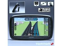 TomTom Start 60 6-Inch Sat Nav with UK and IRELAND Maps installed and Lifetime Map Updates - £48