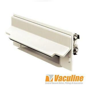 Central Vacuum Almond CanSweep Inlet