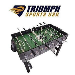 NEW TRIUMPH SPORTS MLS SOCCER TABLE 45-6747 232849059 USA 3-in-1 Soccer Table, 48-Inch
