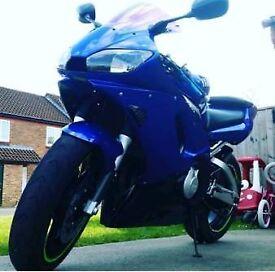 Yamaha r6 '01