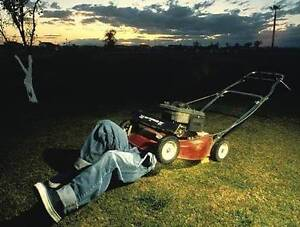 ON-SITE Mower Repairs - Mobile Mechanic Greenwich Lane Cove Area Preview