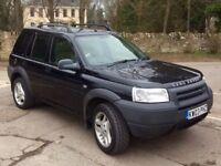 2003 Land Rover Freelander 2.0Td4 ES Premium Auto - Full Leather Interior