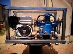 Hookah dive compressor breathing air confined air supply Joondalup Joondalup Area Preview