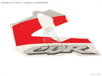 2003 Honda CBR600F F4i Silver Black Red Fairing Decal Sticker CBR 600F CBR600 CBR 600 F