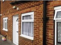 NEWLY REFURBISHED 3 bedroom flat- 3 good size rooms and 2 receptions
