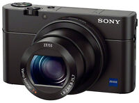 Sony RX100 III Cyber-shot Digital Still Camera