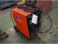Lincoln 240 Mig Welder. 3 Phase Quick Sale (Can Ship UK)