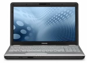 Toshiba Satellite L500 Widescreen 15.6 INCH Laptop Portable