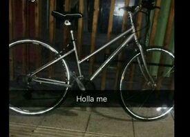 Specialized globe womens bike all grey
